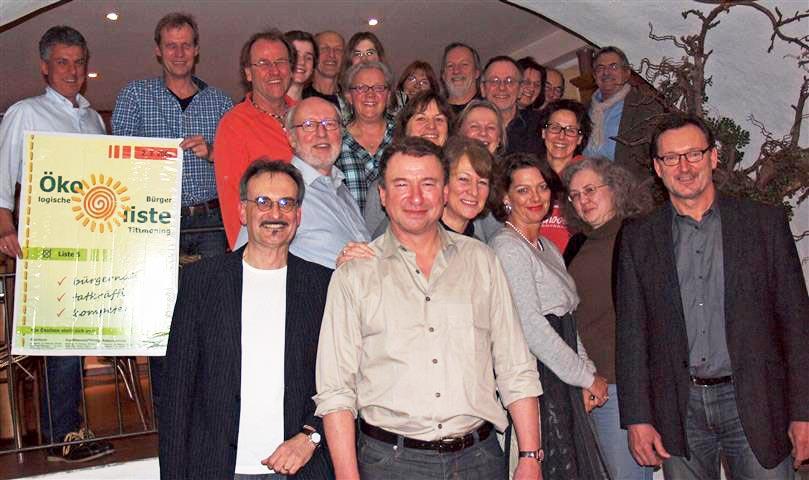 Oekoliste steht hinter Buergermeisterkandidatin