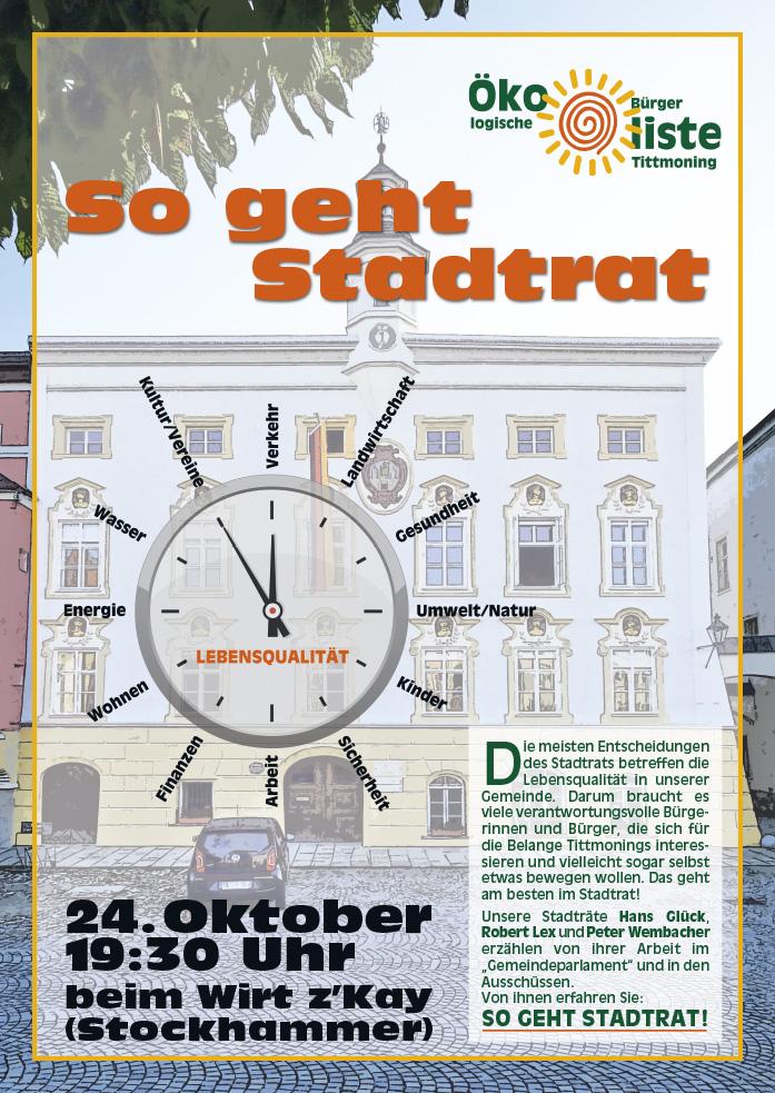 Rathaus Tittmoning